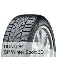 Dunlop WSP3D
