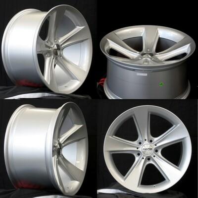 Nano BK086 Silver, 19x90 ET24