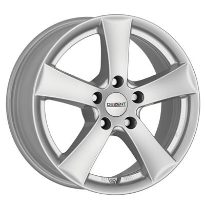 Dezent TX Silver, 17x70 ET38