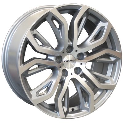 Nano BK510 Grey Polished, 20x95 ET35