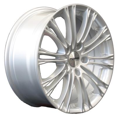 Nano BK559 Silver, 17x75 ET30