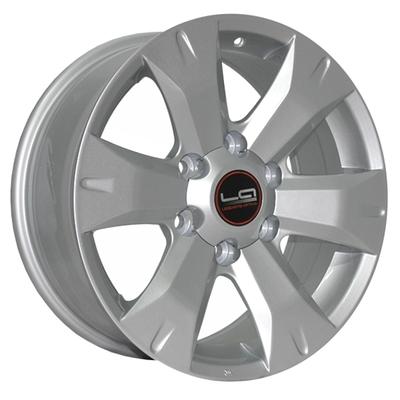 LegeArt TY190 Silver, 17x75 6x139.7 ET30