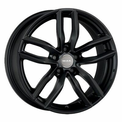 MAK Sarthe W Mat Black, 17x75 ET37