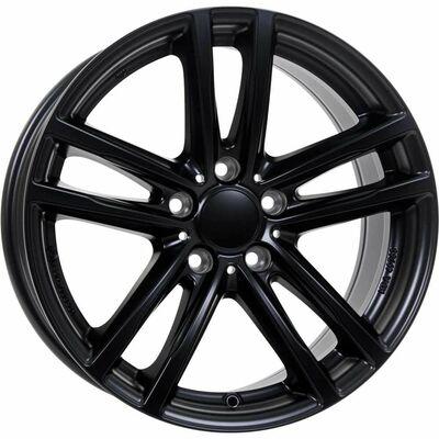 Alutec X10 Black, 17x70 ET50