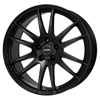 Alutec Monstr Black, 17x65 4x108 ET20