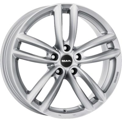 MAK Oxford Silver, 16x70 5x112 ET52