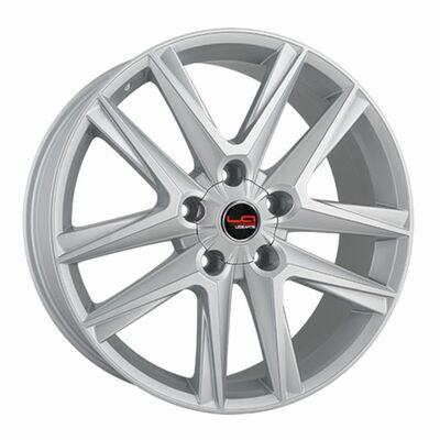 LegeArt LX35 Silver, 18x80 ET60