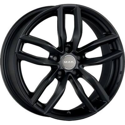 MAK Sarthe Mat Black, 18x80 ET28