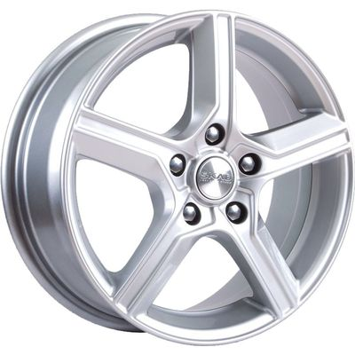 SKAD Drive Silver, 17x65 ET39