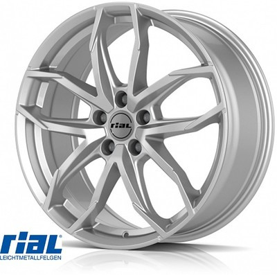 RIAL LUCCA S 6,5X17, 4X100/49 (54,1) (S) KG500