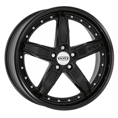 Dotz SP5 Black Edition, 19x95 ET25