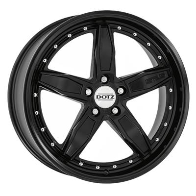 Dotz SP5 Black Edition, 19x85 5x108 ET45