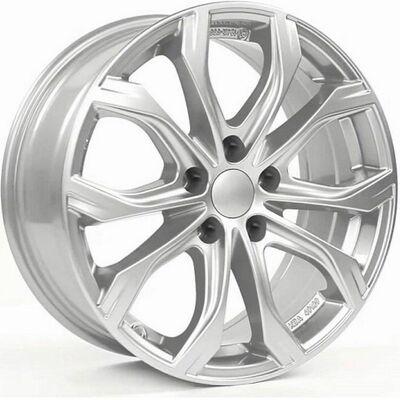 Alutec W10 polar-silver, 17x75 ET45