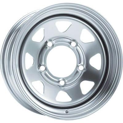 Dotz Dakar Silver, 16x70 ET24