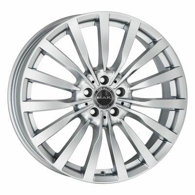 MAK Krone Silver, 18x80 ET33