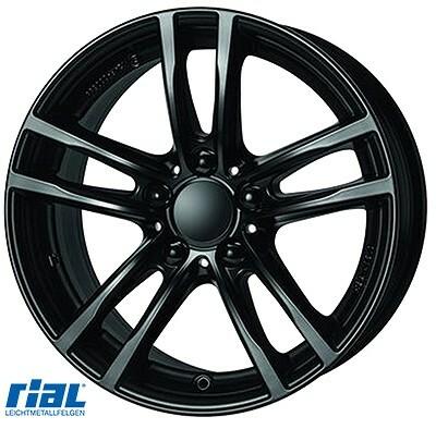 RIAL X10 B 8,0X19, 5X112/30 (66,7) (Y) (BMW)  KG825 EH2+
