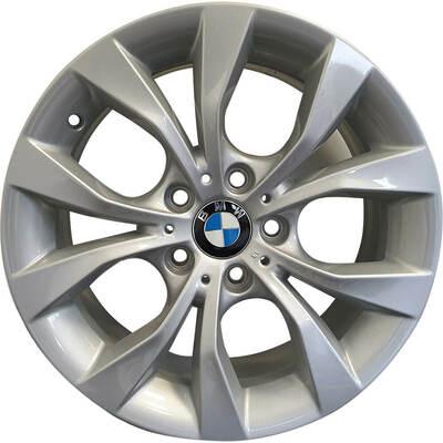 BMW Original Silver, 17x75 ET34
