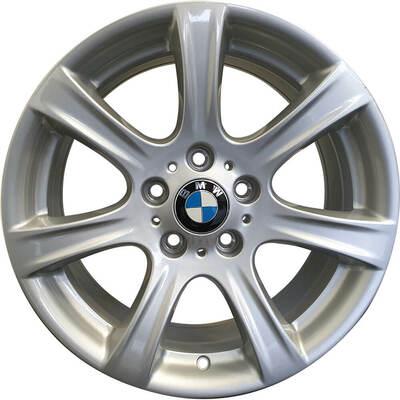 BMW Original Silver, 17x80 ET34