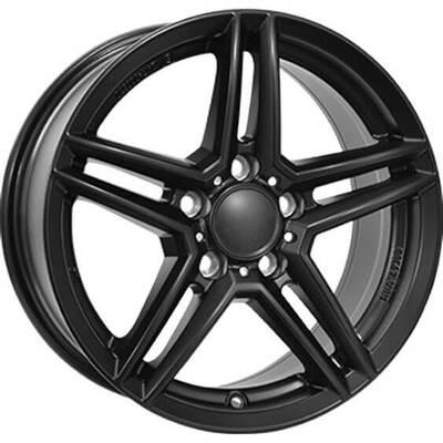 Alutec M10X Black, 17x75 ET53