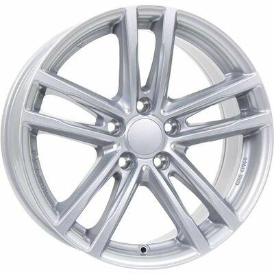 Alutec X10 Silver, 17x70 ET50