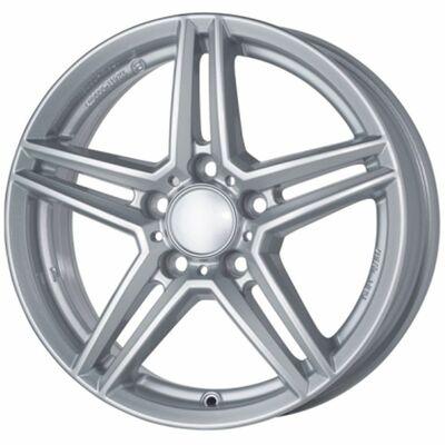 Alutec M10 Silver, 18x75 ET44
