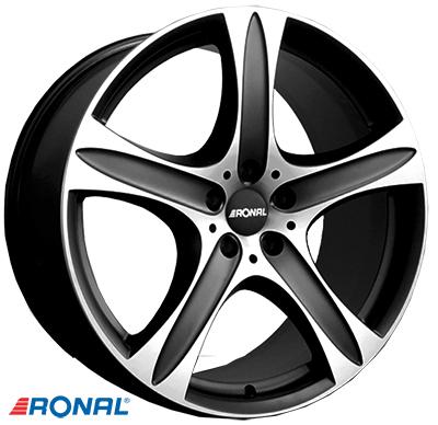 RONAL R55T 8,5X18 5X120/45 (82,0) (I) KG1050 TÜV