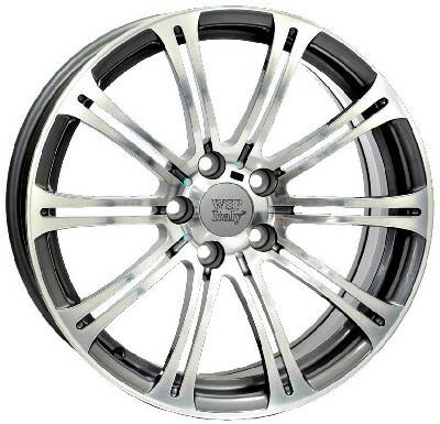 LUXOR 8,0X18, 5X120/34 (72,6) (N) (BMW) (ECE) KG705