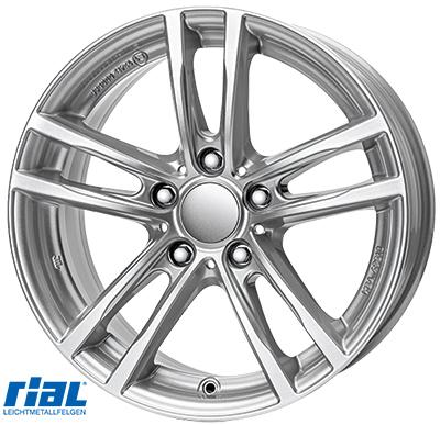 RIAL X10 S 9,0X19, 5X120/48 (74,1) (S) (BMW)  ECE X5/X6; KG1100 EH2+