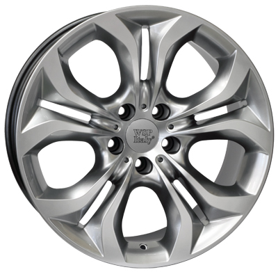 AURA W674 10,0X19 5X120/21 (74,1) (L) KG975 ECE  (BMW)