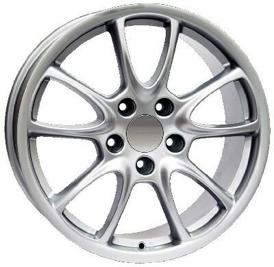 CORSAIR GT3/RS FL,F 10,0X19, 5X130/42 (71,6) (S) (POR) (PK)