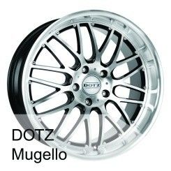 Dotz Mugello, 17x80 ET20