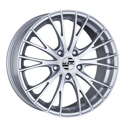 MAK Rennen Silver, 19x110 ET65