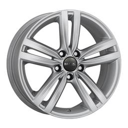 MAK Sachsen W Silver, 16x65 ET50