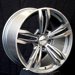 Nano BK707 Grey polished, 18x85 ET30