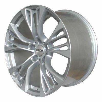 Nano BK851 Silver, 20x110 5x120 ET35