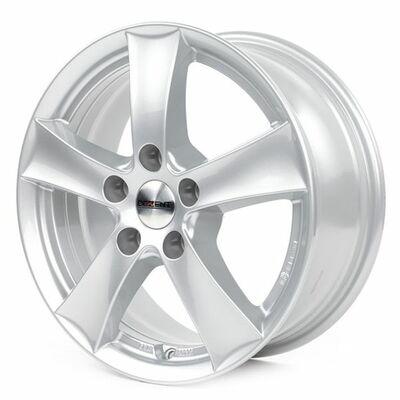 Dezent TX Silver, 16x65 ET48